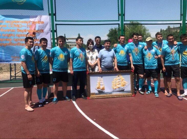 Чемпионат по минифутболу